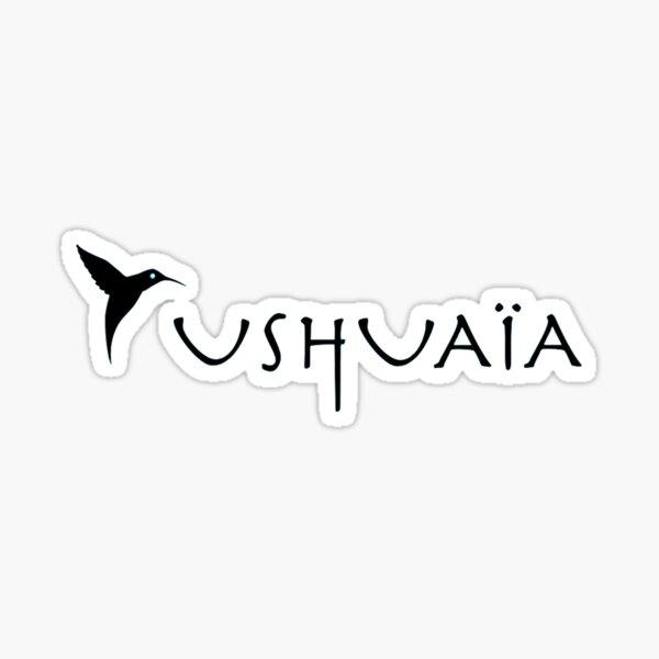 Ushuaia Ibiza Pegatina