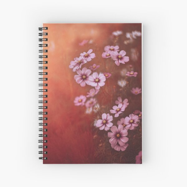 red power Spiral Notebook