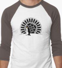 The Emperor (Penguin) Men's Baseball ¾ T-Shirt
