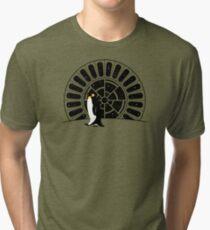 The Emperor (Penguin) Tri-blend T-Shirt