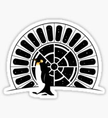 The Emperor (Penguin) Sticker