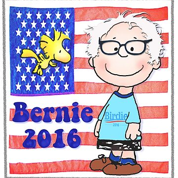 Bernie 2016 by Sugarmaggie65