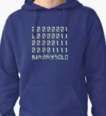 The Flight of the Conchords - Binary Solo - Robots Pullover Hoodie