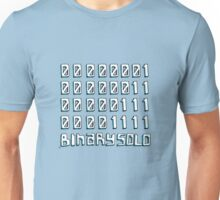 The Flight of the Conchords - Binary Solo - Robots Unisex T-Shirt