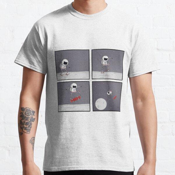 Space Skater Comic Classic T-Shirt