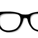 "Root ""Glasses White"" by queenofallswans"