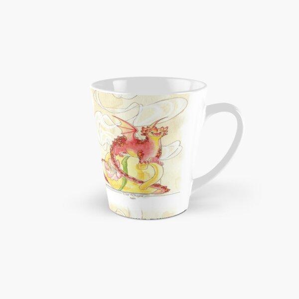 Apple Tea Dragon Tall Mug