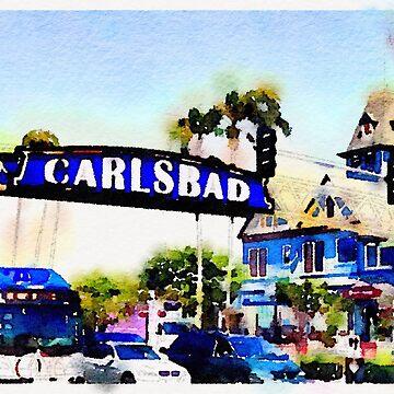 Carlsbad by vanhagen