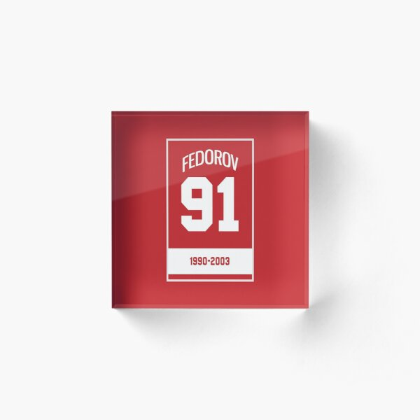 Retire #91 Acrylic Block