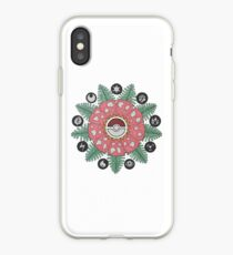 Pokemandala iPhone Case
