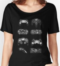 4 X-ray Controller Women's Relaxed Fit T-Shirt
