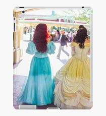 princess walks iPad Case/Skin