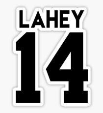 LAHEY Sticker
