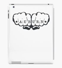 Auburn! iPad Case/Skin