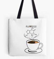 .Caffeine Tote Bag