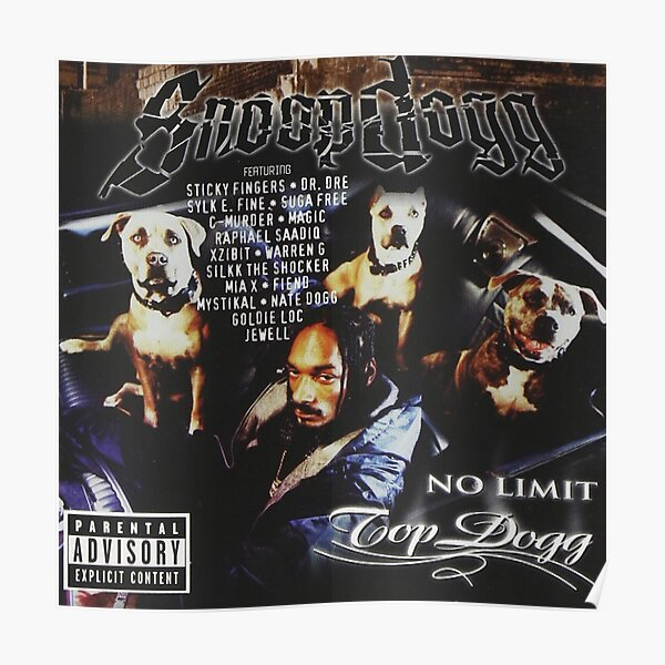 No Limit Top Dogg Poster
