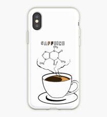 .Caffeine iPhone Case