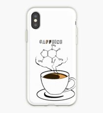 .Caffeine iPhone Case