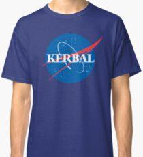 Kerbal Space Program NASA logo (large) Classic T-Shirt