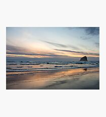 Pacific Glow Photographic Print