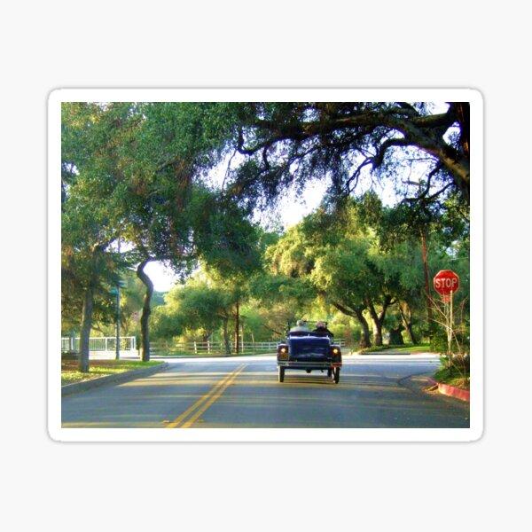 Gatsby Drive Sticker