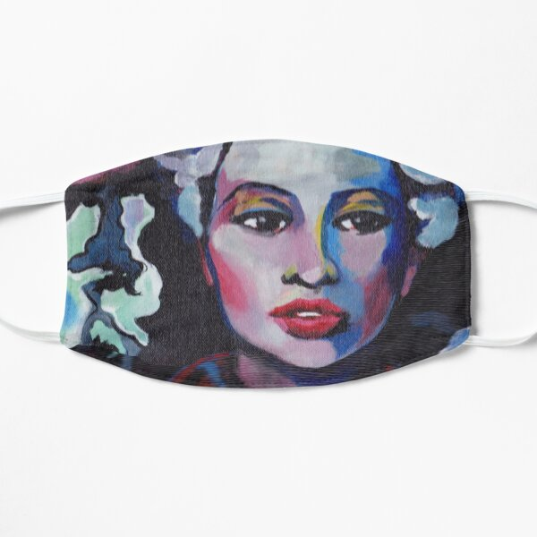 Colorful Lady Tee Mask