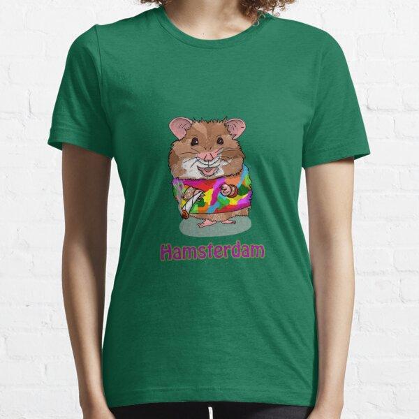 Hamsterdam Essential T-Shirt