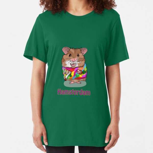 Hamsterdam Slim Fit T-Shirt