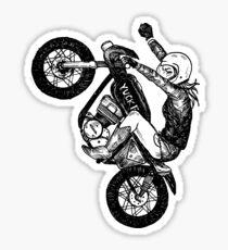 Women Who Ride - Yuck Fou Sticker