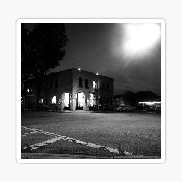 Coffee House, Night Sticker