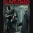 Masquerade Art: Black Hand Cover by TheOnyxPath