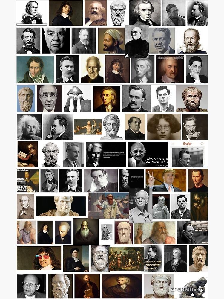Philosophers by znamenski