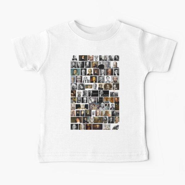Philosophers Baby T-Shirt