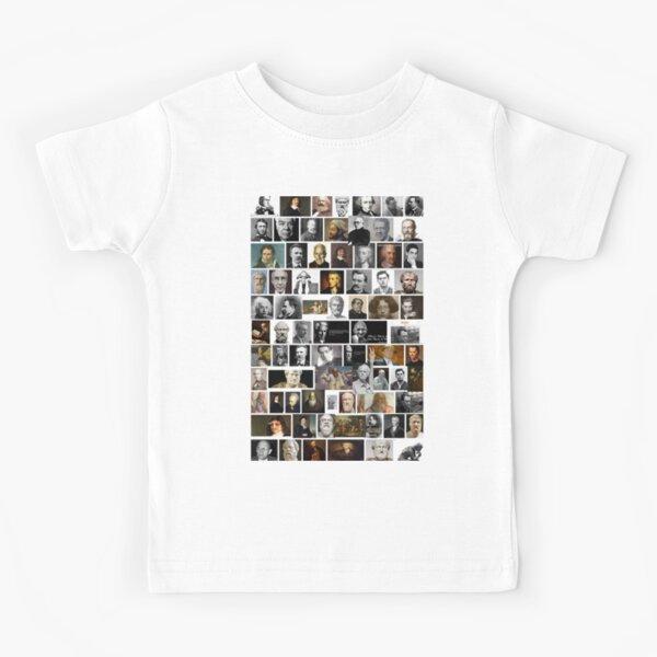Philosophers Kids T-Shirt