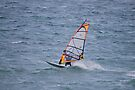 Wind Surfing by Ian Berry