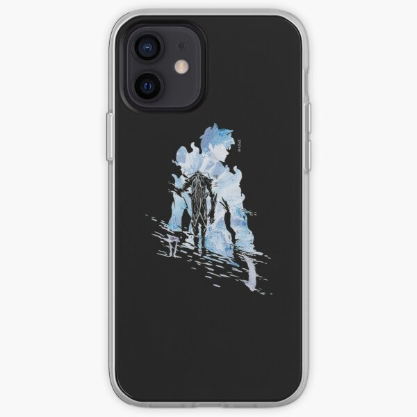 Solo Leveling T-ShirtJin Woo Arrival_Solo leveling iPhone Soft Case