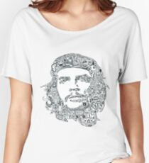 Che Guevara Women's Relaxed Fit T-Shirt