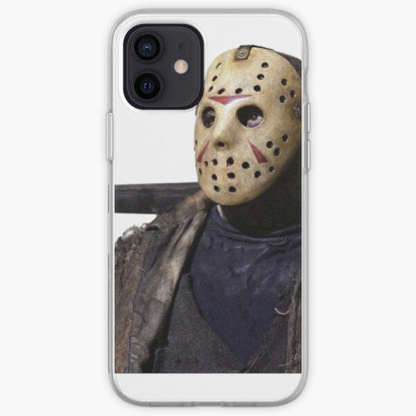 Jason Voorhees iPhone Soft Case