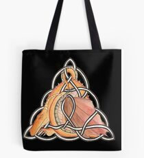 Dragonknot Tote Bag