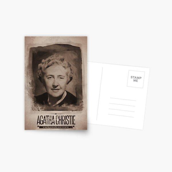 Agatha Christie Postal