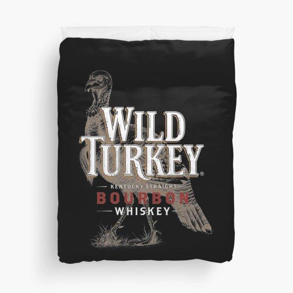 Wild Kentucky Straight Bourbon Whiskey  Duvet Cover