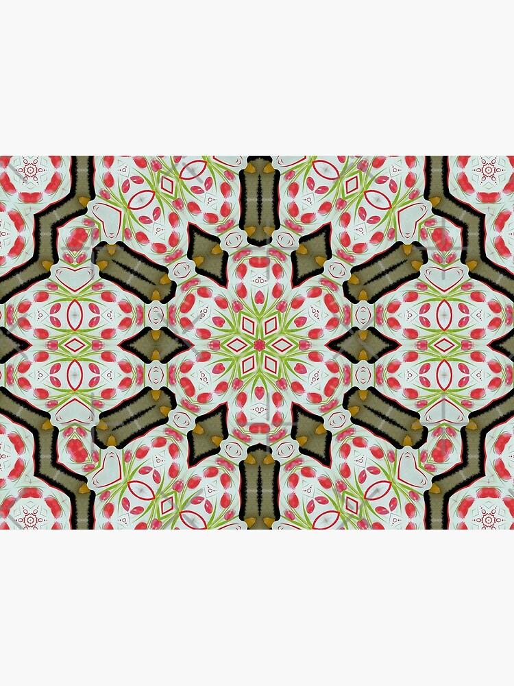 Spring pattern design by CWartDesign