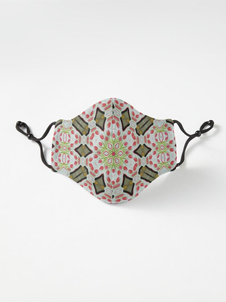 Alternate view of Spring pattern design Mask