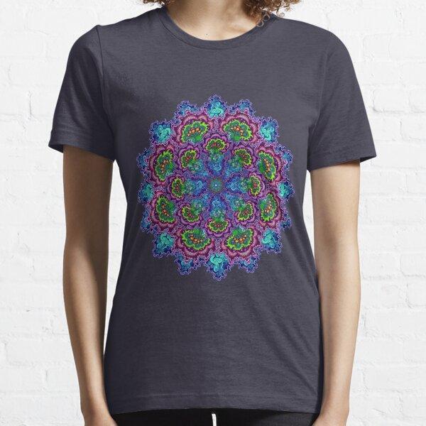 Bluemungus mandala Essential T-Shirt