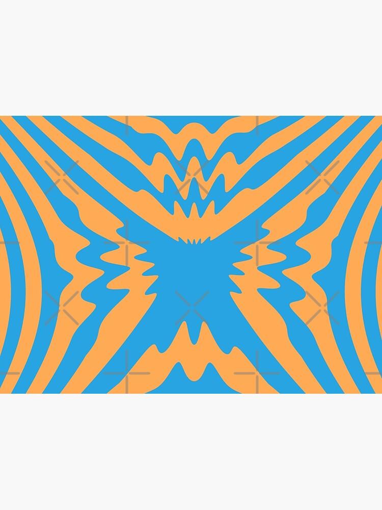 Tribal, zebra pattern by CWartDesign