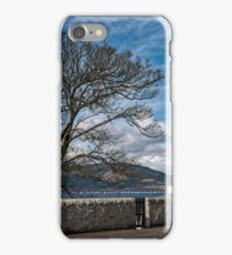 Cloch Lighthouse at Gourock, Inverclyde in Scotland iPhone Case/Skin