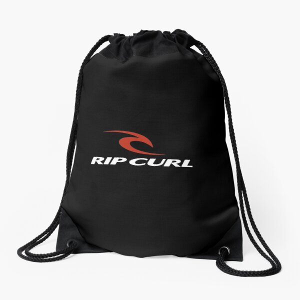 Luxury Summer Brand by Rip Curls Tee Drawstring Bag
