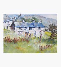 Cottages Photographic Print