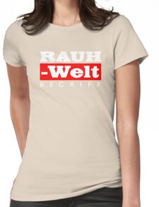 RAUH-WELT BEGRIFF : GIFT Womens Fitted T-Shirt