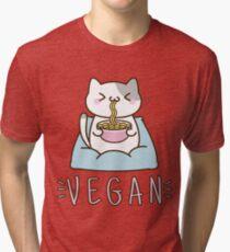 Vegan Ramen Tri-blend T-Shirt
